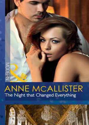 книга The Night that Changed Everything автора Anne McAllister