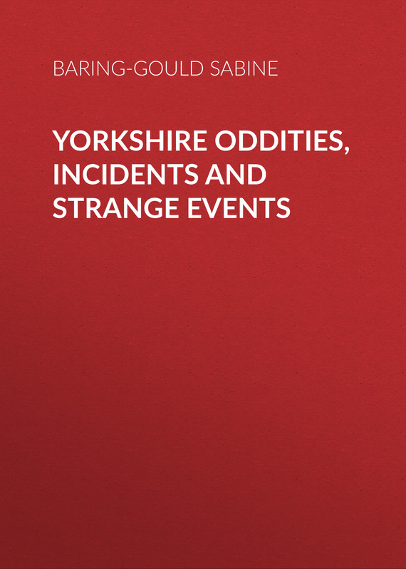 обложка книги Yorkshire Oddities, Incidents and Strange Events